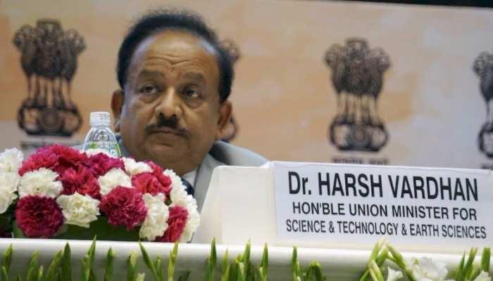 21वीं सदी को मानव-केन्द्रित सदी बनाने के लिए सभी को मिलकर कार्य करना होगा: डॉ हर्षवर्धन