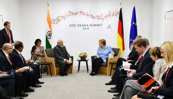 G-20 शिखर सम्मेलन के दौरान राष्ट्रप्रमुखों से मिले PM मोदी, हुई वार्ता