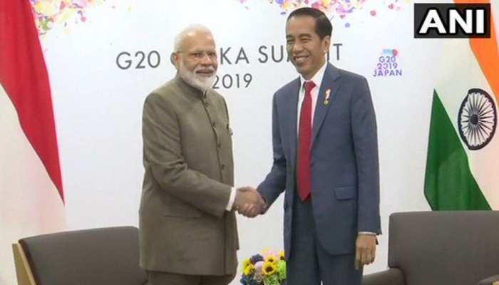 G-20 समिट: PM मोदी ने इंडोनेशिया और ब्राजील के राष्ट्रपतियों के साथ की अलग-अलग बैठक