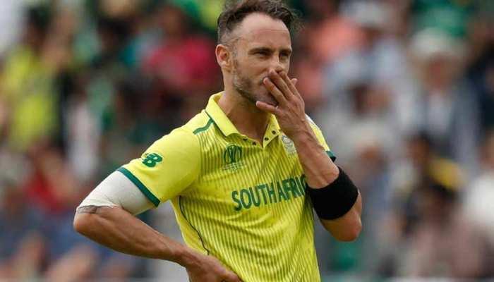 World Cup 2019: श्रीलंका से जीत मिली, फिर भी कप्तान प्लेसिस को इस बात का है अफसोस