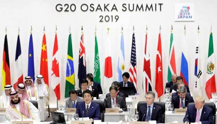 जी20 नेताओं ने किया महिला शक्तिकरण का समर्थन, कहा- 'कम होनी चाहिए पुरूष-महिला के बीच की असमानता'