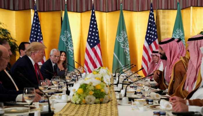 जी-20 सम्मेलन में सऊदी के प्रिंस से की डोनाल्ड ट्रंप ने मुलाकात, लेकिन इस मुद्दे पर रहे खामोश