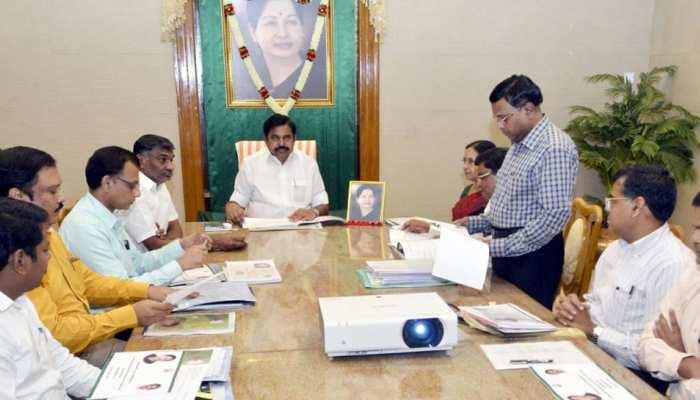 शनमुगम तमिलनाडु के मुख्य सचिव, त्रिपाठी नए डीजीपी