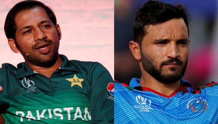 PAK vs AFG  World Cup 2019: रोमांचक मैच में पाकिस्तान ने अफगानिस्तान को 3 विकेट से हराया
