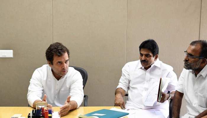 राहुल गांधी के तल्ख तेवरों के बाद कांग्रेस में इस्तीफों का दौर, इन बड़े नेताओं ने पद छोड़े