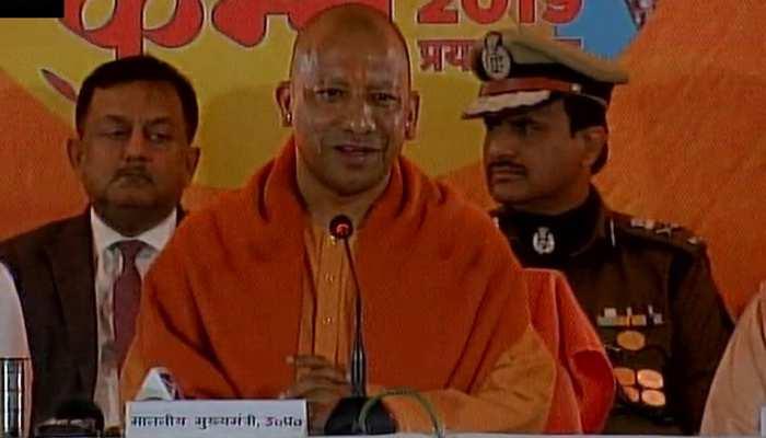 सहारनपुर में बोले योगी- अपराधियों में वर्दी का भय हो, क्राइम कम करना है जिले में मजबूत टीम बनाओ