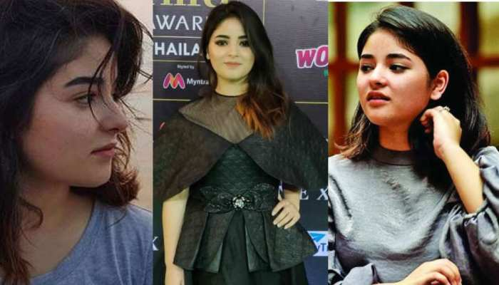 Why did Zaira Wasim say, 'The Bollywood was taking me on an unknown path'