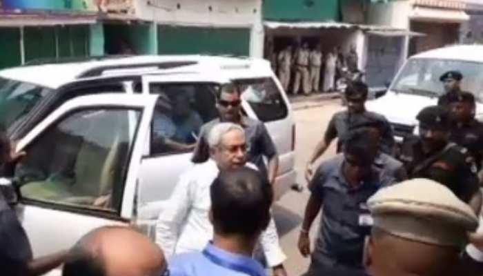 मुंगेर: जेडीयू नेता मो.सलाम के घर पहुंचे सीएम नीतीश कुमार, परिवार से की मुलाकात