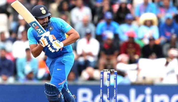 ICC World Cup 2019: रोहित शर्मा का 25वां शतक, पहली बार बिना छक्के के बनाया शतक