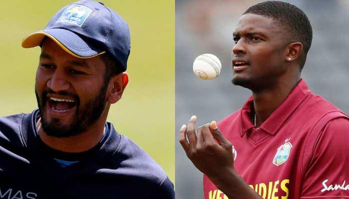 World Cup 2019: वेस्टइंडीज की एक और रोमांचक मुकाबले में हुई हार, श्रीलंका ने 23 रन से दी मात
