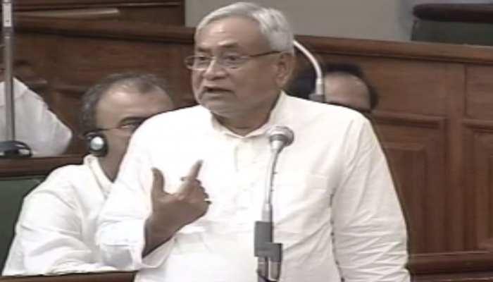 विधानसभा में चमकी बुखार को लेकर नीतीश कुमार ने कहा- नहीं पता चल सका है बीमारी का कारण