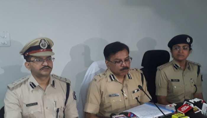 पटना में लूटा गया था 5 करोड़ रूपये का सोना, पुलिस ने किया तीन लूटेरों को गिरफ्तार