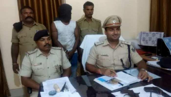 सहरसा में पुलिस ने हत्या, लूट और डकैती मामले में कुख्यात को किया गिरफ्तार