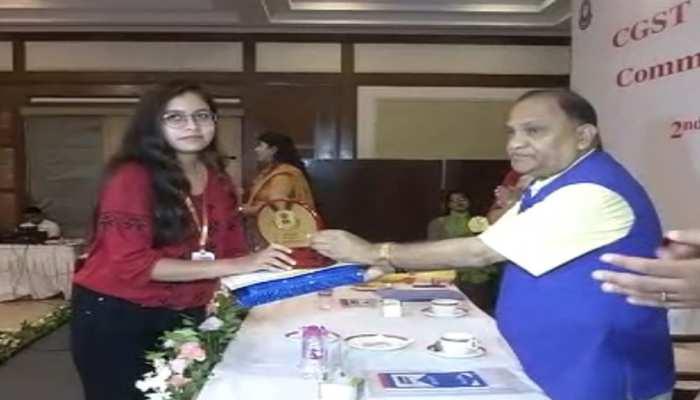 GST के दूसरे वर्षगांठ पर रांची किया गया आयोजन