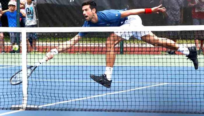 Wimbledon 2019: नोवाक जोकोविच की पहले दौर में आसान जीत, कोलश्राइबर से लिया बदला
