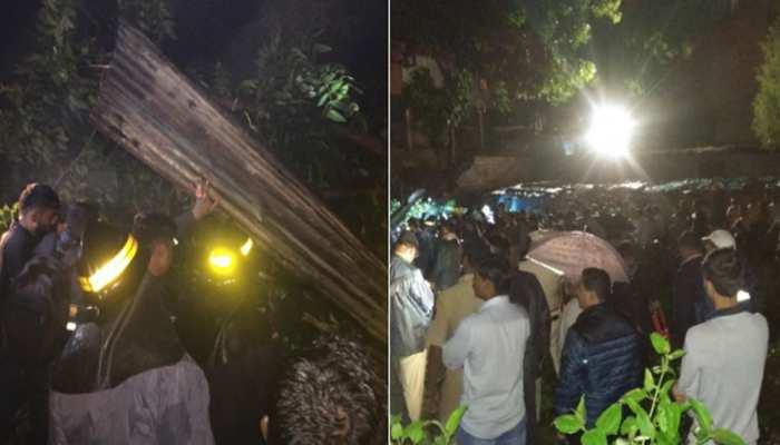 महाराष्ट्र में बारिश का कहर, अलग-अलग जगह दीवार गिरने से 22 लोगों की मौत, कई घायल
