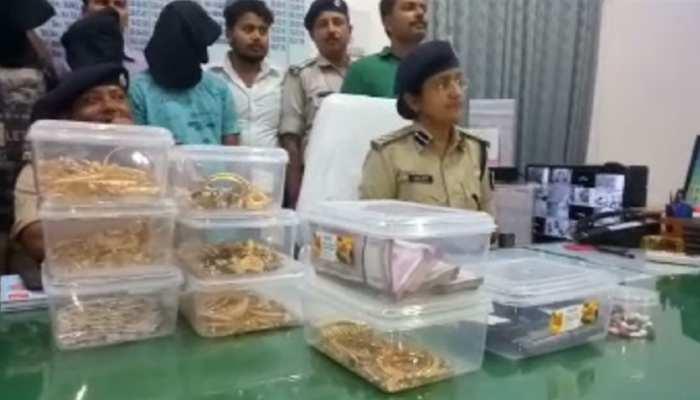 लूटकांड : एक करोड़ के सोने के साथ पुलिस ने सरगना को किया गिरफ्तार, बाकी की तलाश जारी