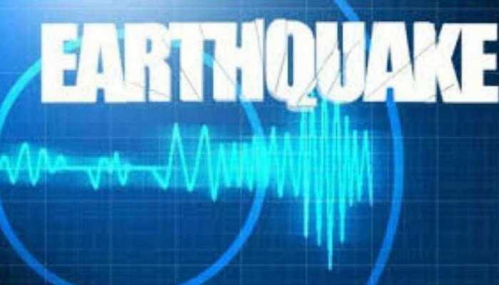 फिलीपींस में देर रात को आया तेज भूकंप, रिक्टर पैमाने पर तीव्रता 5.9 मापी गई