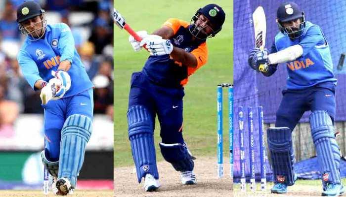 World Cup 2019: भारतीय टीम में 4 विकेटकीपर, यह स्ट्रेटजी है या मजबूरी?