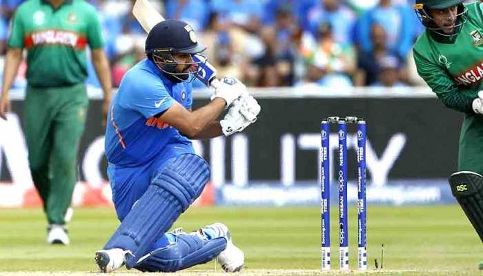 World Cup 2019: रोहित शर्मा का एक और शतक, सबसे ज्यादा रन बनाने वाले खिलाड़ी बने