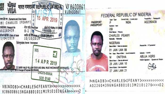 CISF के सामने फिसली जुबान, खुल गई फर्जी पासपोर्ट की पोल, विदेशी नागरिक पहुंचा सलाखों की पीछे