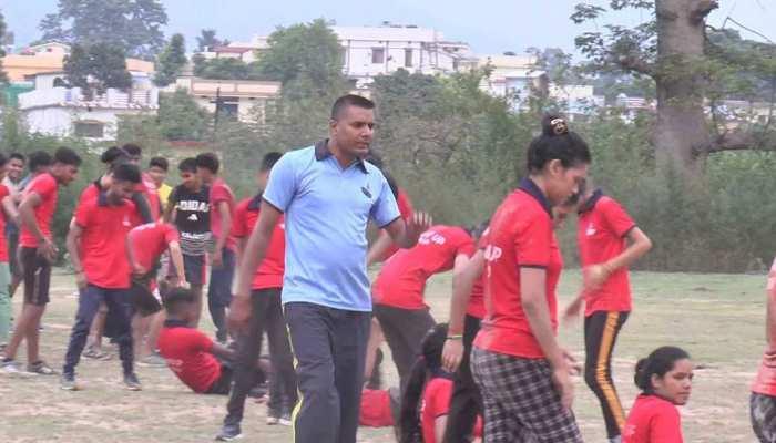 पहाड़ के युवाओं के लिए मिसाल बना NDRF के जवान जयप्रकाश, कर रहे हैं ये नेक काम