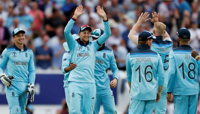 World Cup 2019: इंग्लैंड ने न्यूजीलैंड को 119 रन से हराया, सेमीफाइनल में जगह की पक्की