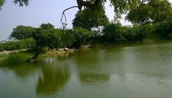 जयपुर: रेनवाल में तलाई का निर्माण कार्य जारी, पूरे साल बुझाएगी जानवरों और पक्षियों की प्यास