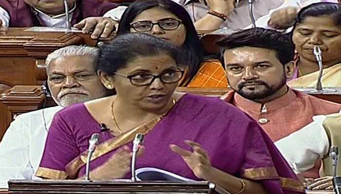निर्मला ने बजट भाषण में किया चाणक्यनीति, उर्दू शेर और तमिल कविता का इस्तेमाल