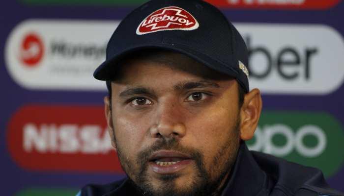 हार के साथ खत्म हुआ बांग्लादेश का सफर, कप्तान मुर्तजा बोले - शाकिब हमें माफ कर दीजिए