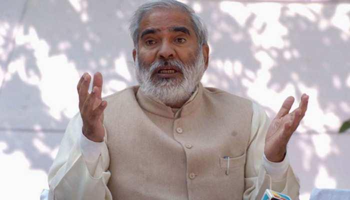 रघुवंश प्रसाद के विवादित बोल, 'योजनाओं का लाभ न मिले तो ब्लॉक में आग लगा दो'