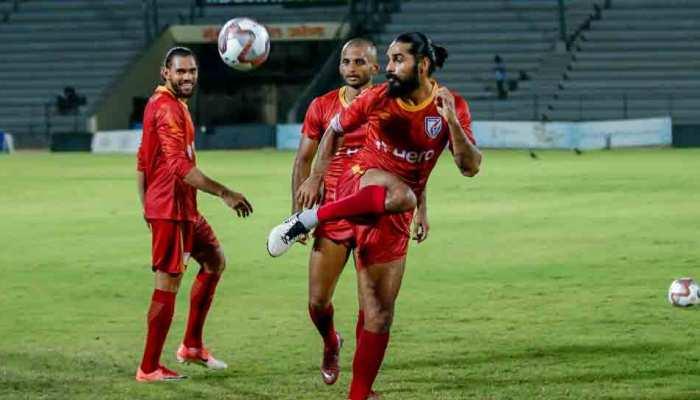 गुजरात में पहली बार खेलेगी भारतीय फुटबॉल टीम, तजाकिस्तान से होगी भिड़ंत