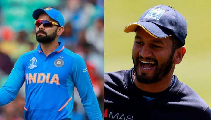 World Cup 2019: टीम इंडिया मिली बड़ी जीत, श्रीलंका को 44वें ओवर में ही 7 विकेट से हराया