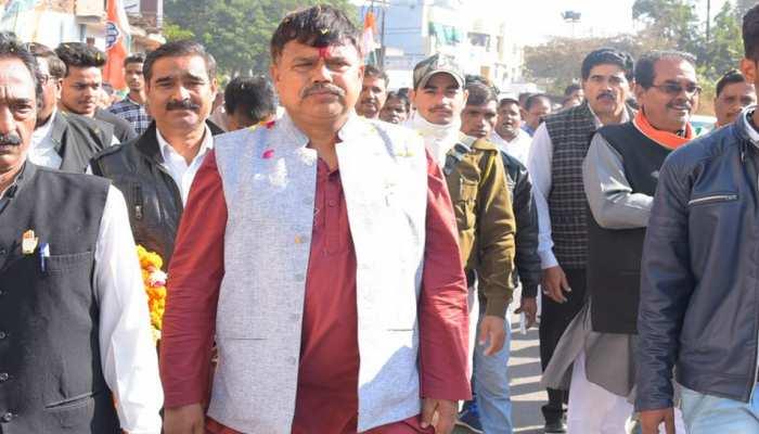बजट 2019 पर MP के खाद्य मंत्री ने कसा तंज, बोले- 'पेट्रोल-डीजल के दाम भगवान राम ने बढ़ाए हैं'