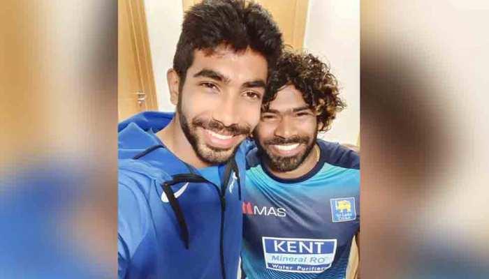 वर्ल्ड कप 2019: मलिंगा के साथ और खिलाफ खेलने पर गर्व है, जसप्रीत बुमराह का भावुक Tweet