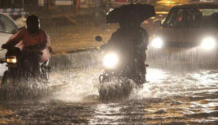 मध्य प्रदेशः दमोह में 5 दिनों से जारी है तेज बारिश, अगले 48 घंटे तक नहीं मिलेगी राहत