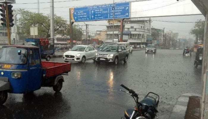 मध्य प्रदेश के कई हिस्सों में जारी है बारिश का दौर, जलस्तर बढ़ने से जनजीवन अस्त-व्यस्त