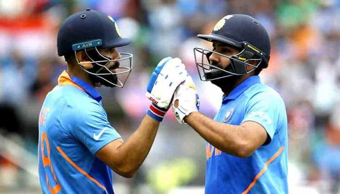 INDvsNZ, World Cup 2019: उम्मीद है रोहित 2 और शतक जमाएंगे: विराट कोहली