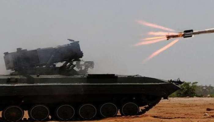 अब पाकिस्तान-चीन की खैर नहीं, भारत ने किया एंटी टैंक मिसाइल 'नाग' का सफल परीक्षण