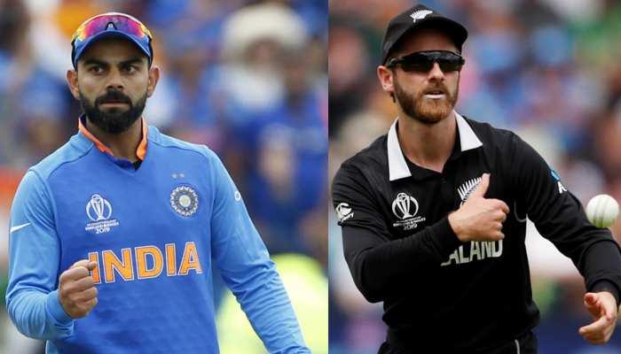 World Cup 2019: न्यूजीलैंड की टीम इंडिया पर 18 रन से जीत, जडेजा-धोनी की पारियां बेकार