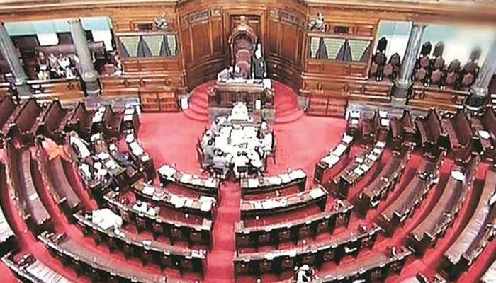 कर्नाटक संकट पर राज्यसभा में हुआ जमकर हंगामा, राज्यसभा दो बार स्थगित