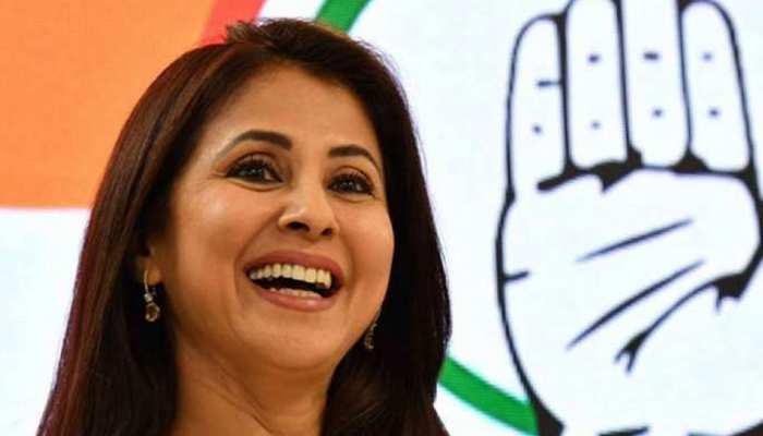 कांग्रेस में विवाद से नाराज उर्मिला मातोंडकर, थाम सकती हैं शिवसेना या बीजेपी का हाथ!