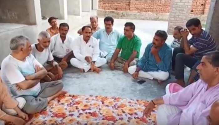 नगरोटा में कश्मीरी पंडितो की बैठक ,सरकार से जल्द पुनर्वास नीति बनाने की अपील
