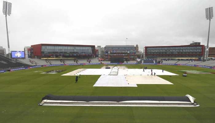 IND vs NZ  World Cup Semifinal: बारिश ने टाला मैच, अब बुधवार को होगा बचा मुकाबला