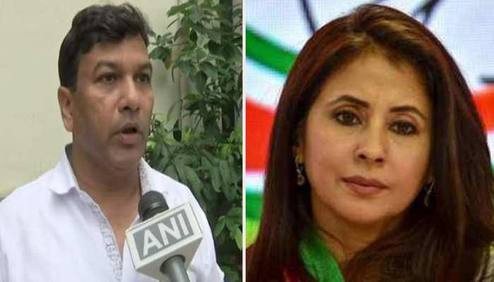 कांग्रेस कार्यकर्ता भूषण पाटिल का जवाब, 'उर्मिला मातोंडकर के आरोप गलत हैं'
