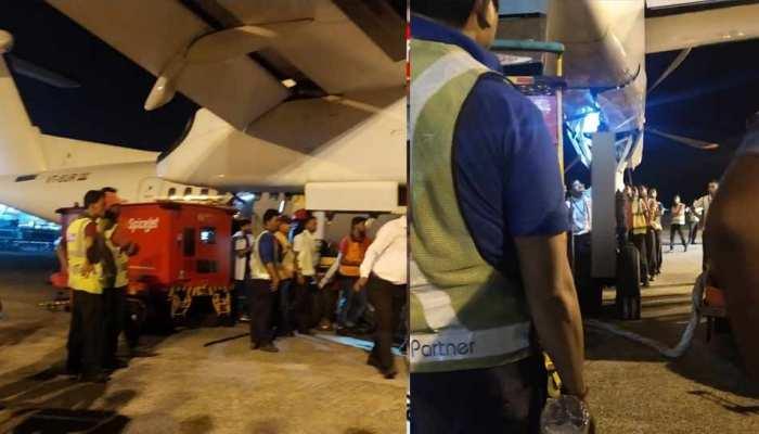 कोलकाता एयरपोर्ट पर दर्दनाक हादसा, प्लेन के हाईड्रोलिक फ्लैप में फंसी टेक्निशियन की गर्दन, हुई मौत