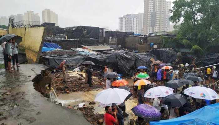 बारिश का कहरः मलाड में दीवार गिरने से मरने वालों की संख्या 30 पहुंची