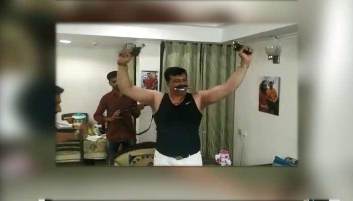 'चैंपियन' के VIRAL VIDEO से BJP बेहद नाराज, कहा- 'अब होगी कठोर कार्रवाई'
