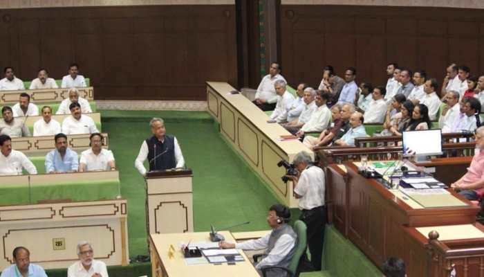 राजस्थान विधानसभा में पेश हुआ बजट, जानिए सीएम अशोक गहलोत के मुख्य ऐलान