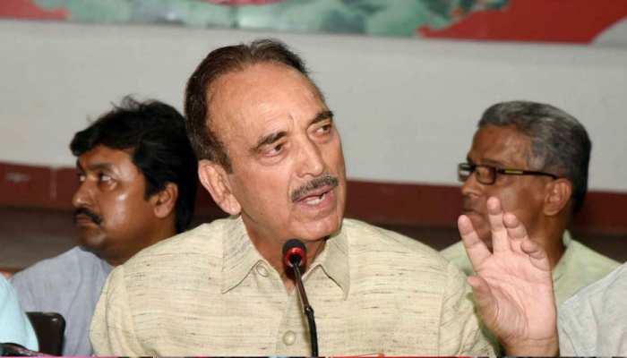 कर्नाटक : आजाद ने विधायक रेड्डी से इस्तीफा वापस लेने का किया आग्रह